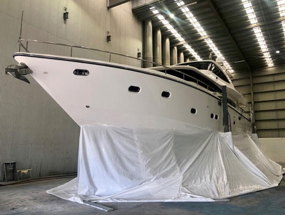 The Boat Works Antifoul